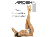 Kodėl AROSHA?